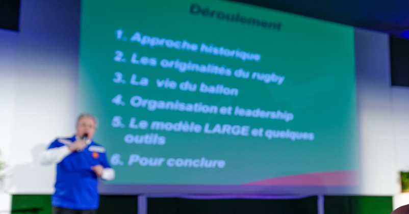 rugby & entreprise